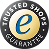 Trusted Shops Seal of Quality - Please check validity here!